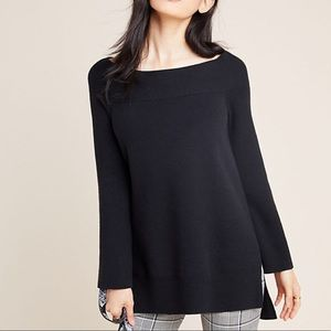 Elise Ribbed Tunic by anthropologie